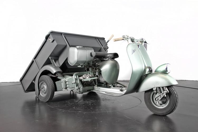 1954 Piaggio APE Cassone 150 3