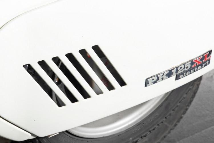 1984 Piaggio Vespa PK 125S Elestart 12