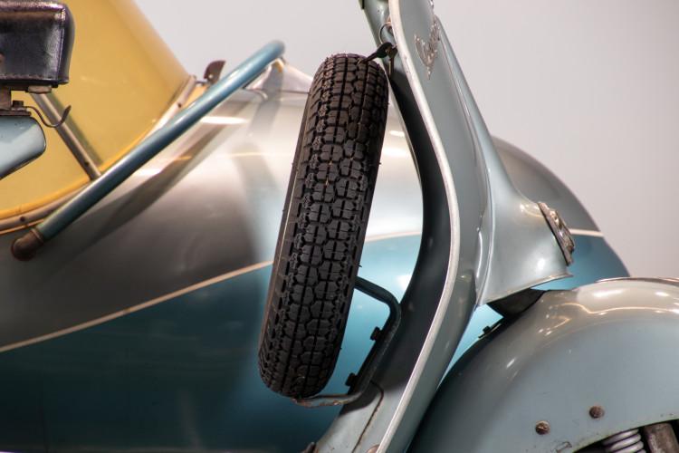 1960 Piaggio Vespa Sidecar vba 7