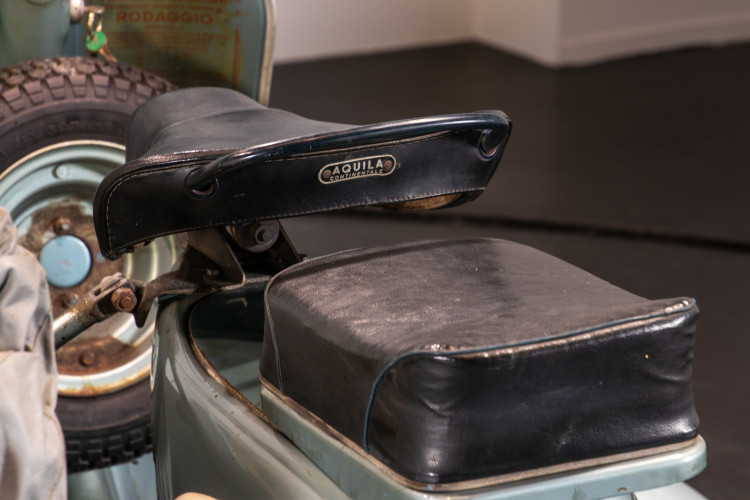 1960 Piaggio Vespa Sidecar vba 8