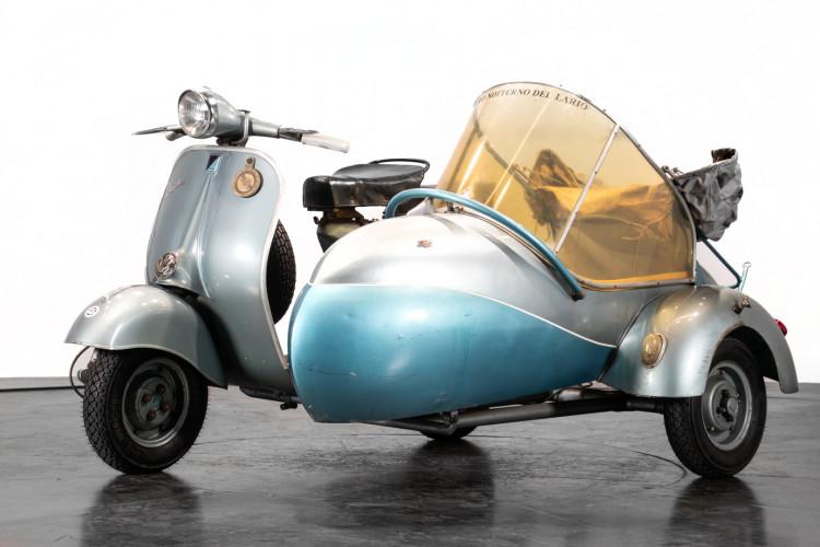 1960 Piaggio Vespa Sidecar vba 1
