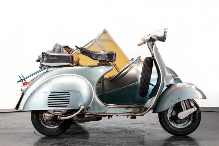 1960 Piaggio Vespa Sidecar vba 3
