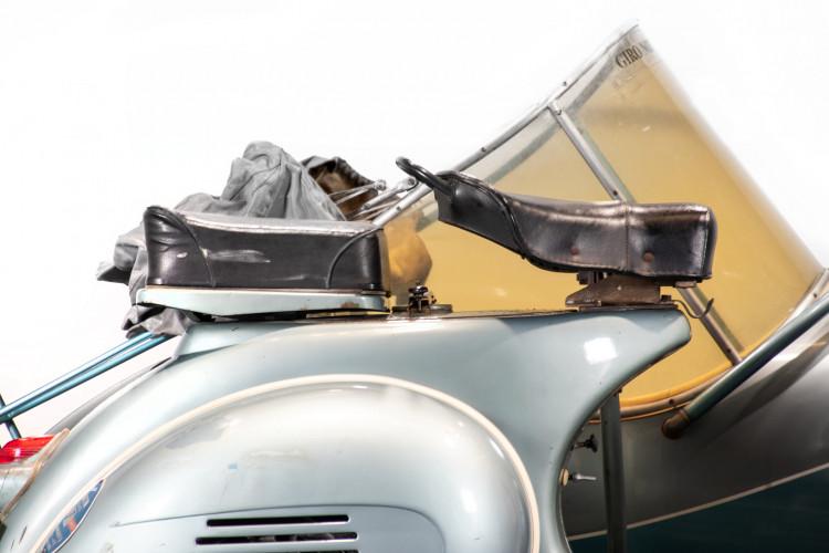 1960 Piaggio Vespa Sidecar vba 5