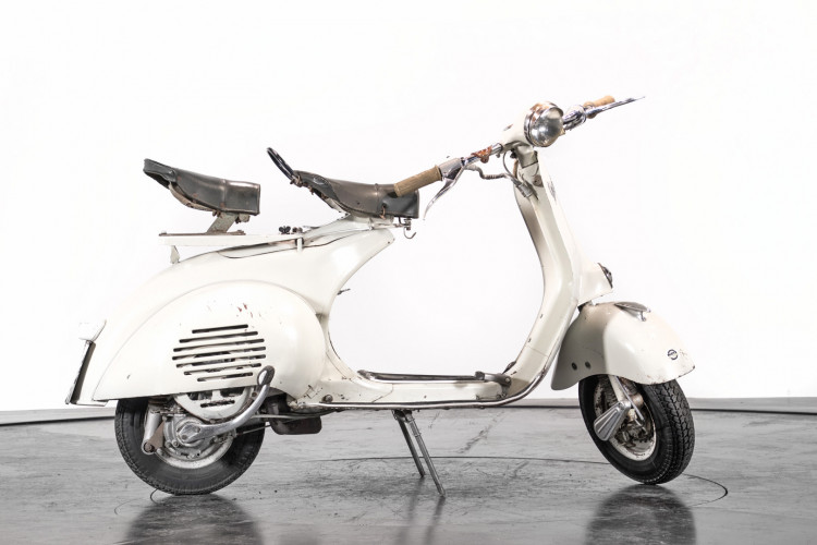 1956 Piaggio Vespa Struzzo vl3  3