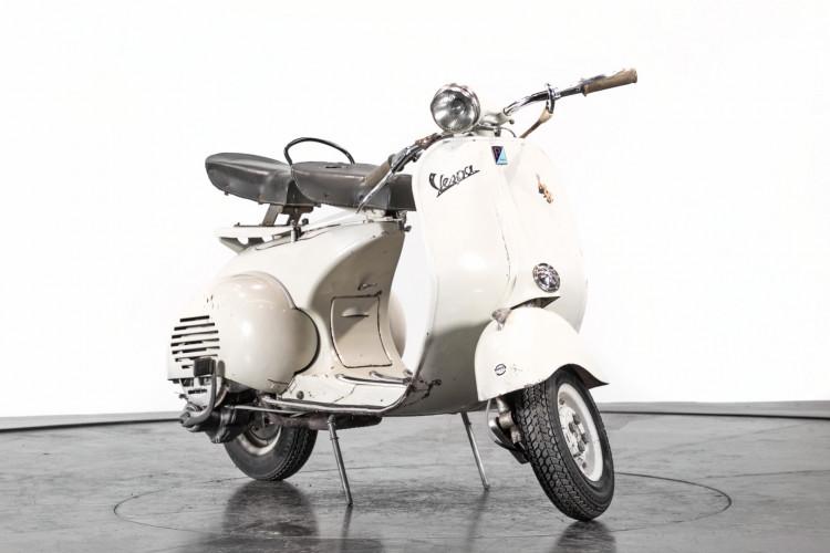 1956 Piaggio Vespa Struzzo vl3  2