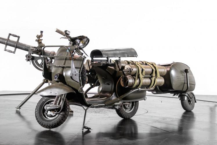 1956 Piaggio Vespa 150 TAP Militare 1