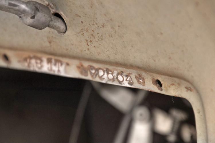 1957 Piaggio Vespa vb1 13