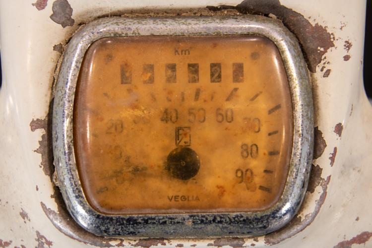 1956 Piaggio Vespa VL3 Struzzo 10