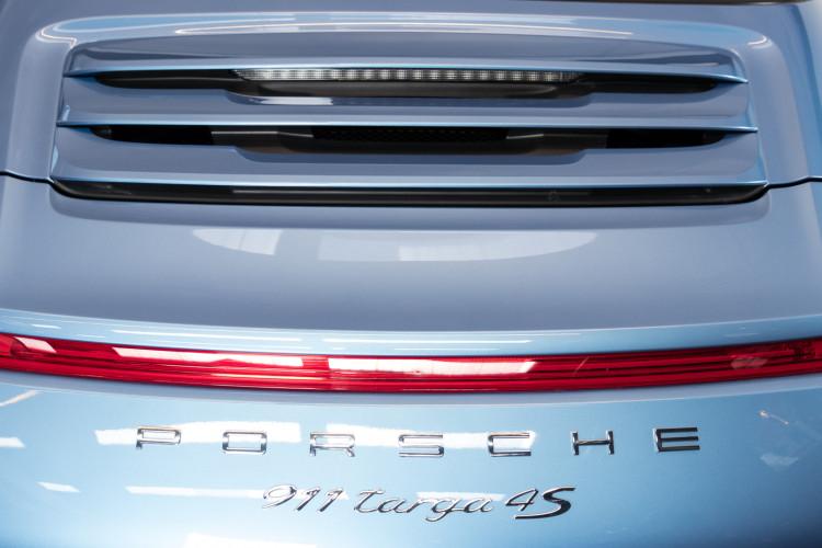 2016 Porsche 911 Targa 4S 30° Anniversario Porsche Italia 8