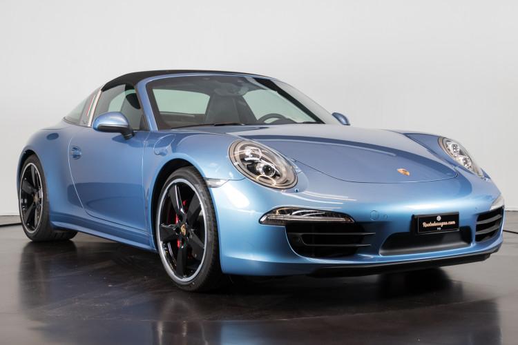 2016 Porsche 911 Targa 4S 30° Anniversario Porsche Italia 2