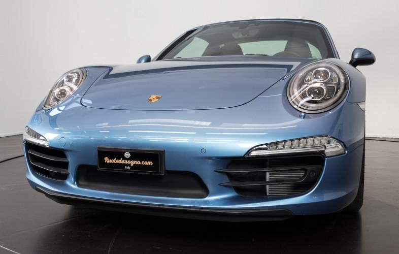 2016 Porsche 911 Targa 4S 30° Anniversario Porsche Italia 29