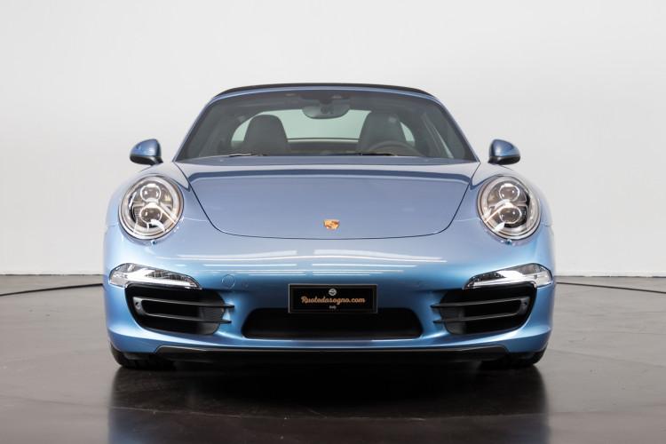 2016 Porsche 911 Targa 4S 30° Anniversario Porsche Italia 1