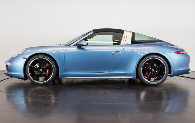 2016 Porsche 911 Targa 4S 30° Anniversario Porsche Italia 12