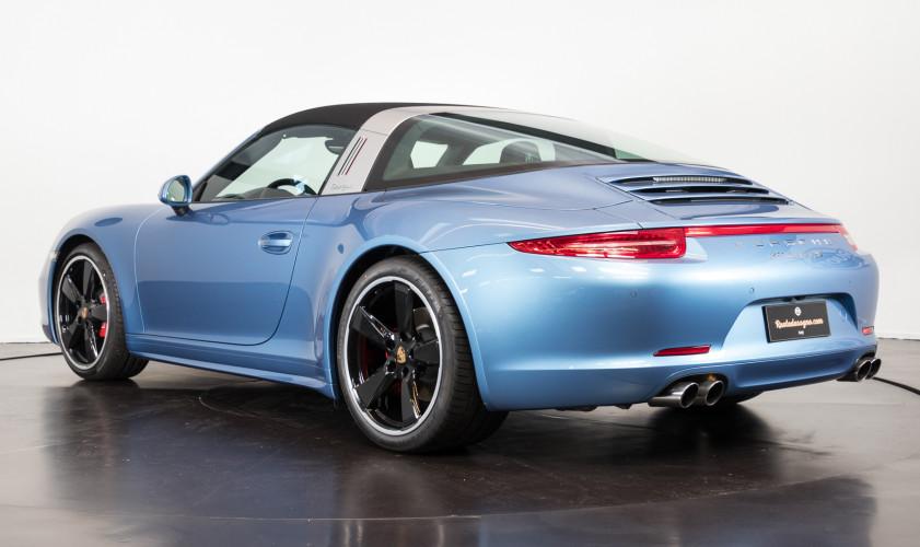 2016 Porsche 911 Targa 4S 30° Anniversario Porsche Italia 9