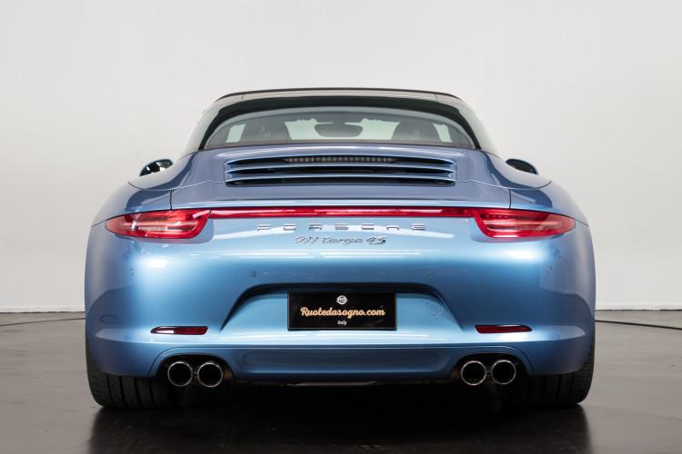 2016 Porsche 911 Targa 4S 30° Anniversario Porsche Italia 7