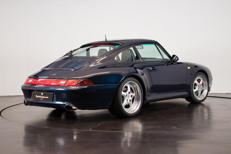 1997 Porsche 993 Carrera 2 S 5