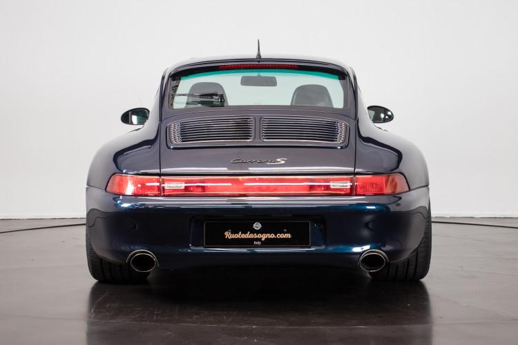 1997 Porsche 993 Carrera 2 S 6