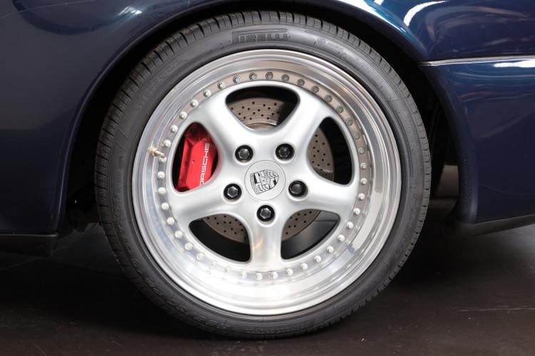 1997 Porsche 993 Carrera 2 S 25