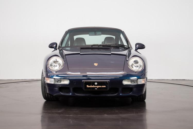 1997 Porsche 993 Carrera 2 S 2