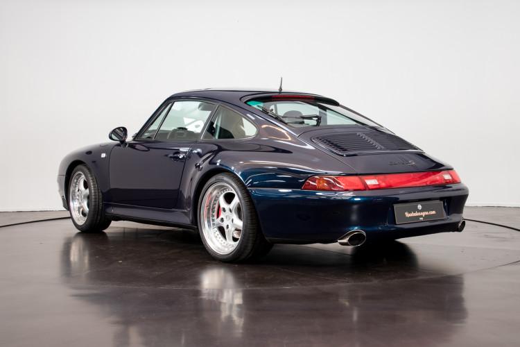 1997 Porsche 993 Carrera 2 S 11