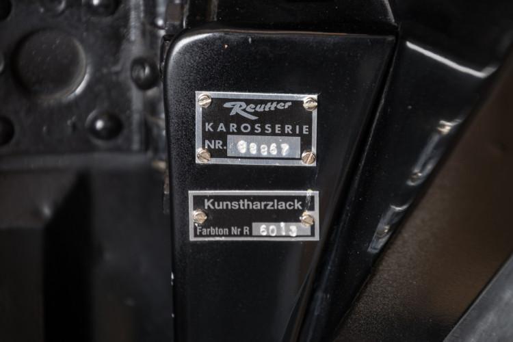 1960 Porsche 356 B (T5) Roadster 15