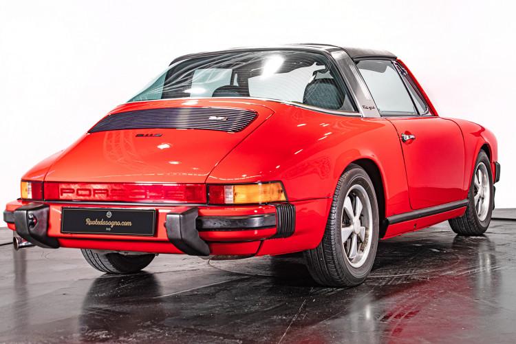 1974 Porsche 911 S 2.7 Targa 4