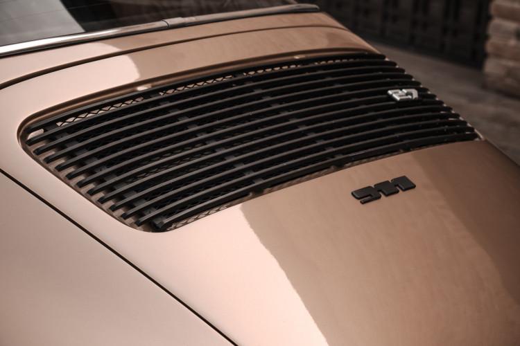 1974 Porsche 911 G 2.7 Targa 6