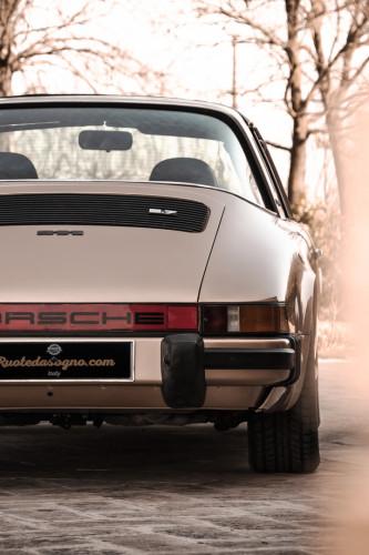 1974 Porsche 911 G 2.7 Targa 13