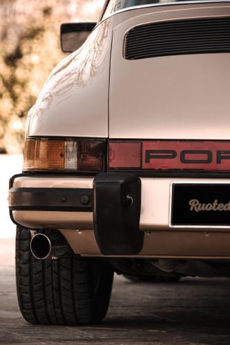 1974 Porsche 911 G 2.7 Targa 16