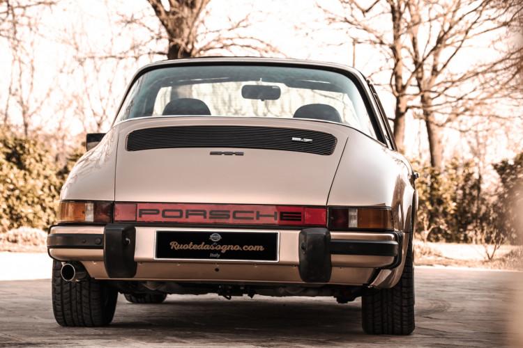 1974 Porsche 911 G 2.7 Targa 18