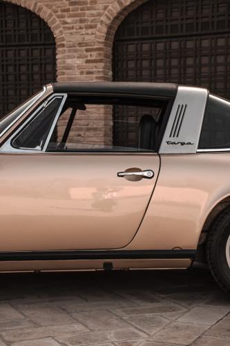 1974 Porsche 911 G 2.7 Targa 19