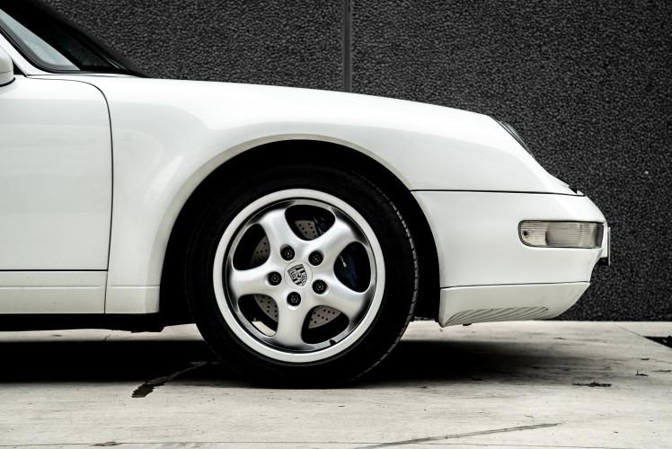 1995 Porsche 993 Cabrio 1