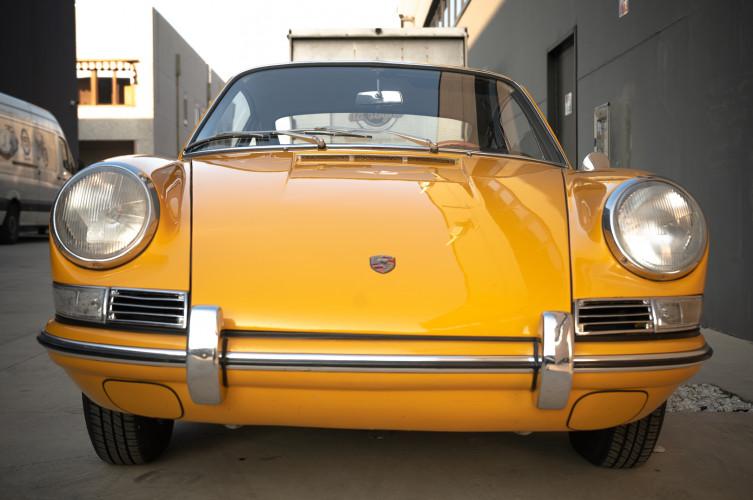 1966 Porsche 912 6