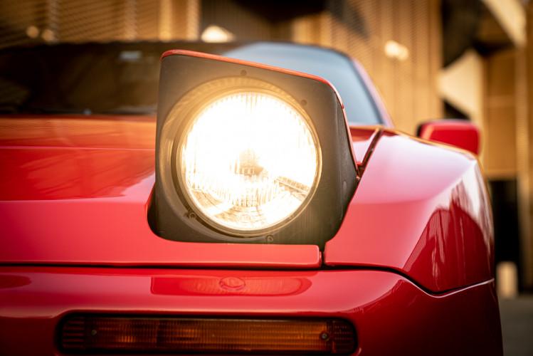 1988 Porsche 944 Turbo S Spec 24