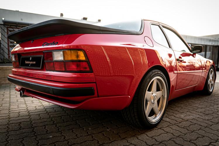 1988 Porsche 944 Turbo S Spec 8