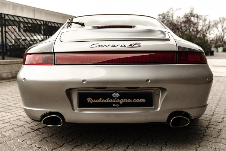 2002 Porsche 996 Carrera 4S Coupé 18