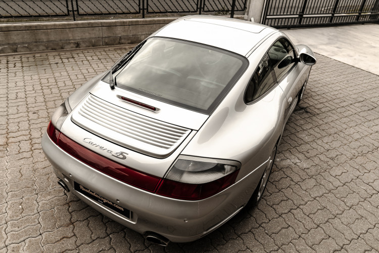 2002 Porsche 996 Carrera 4S Coupé 20