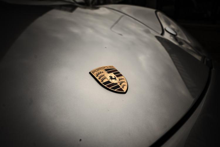 2002 Porsche 996 Carrera 4S Coupé 6