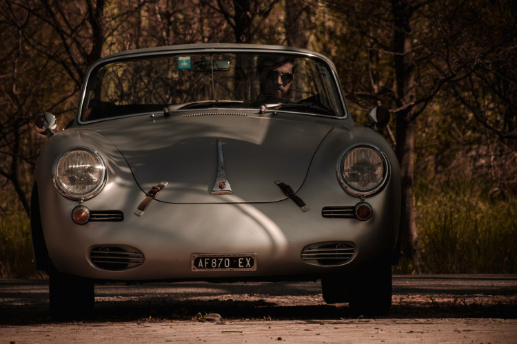 "1963 Porsche 356 C 1600 Cabrio ""Reutter"" 16"