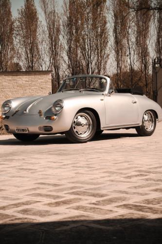 "1963 Porsche 356 C 1600 Cabrio ""Reutter"" 12"