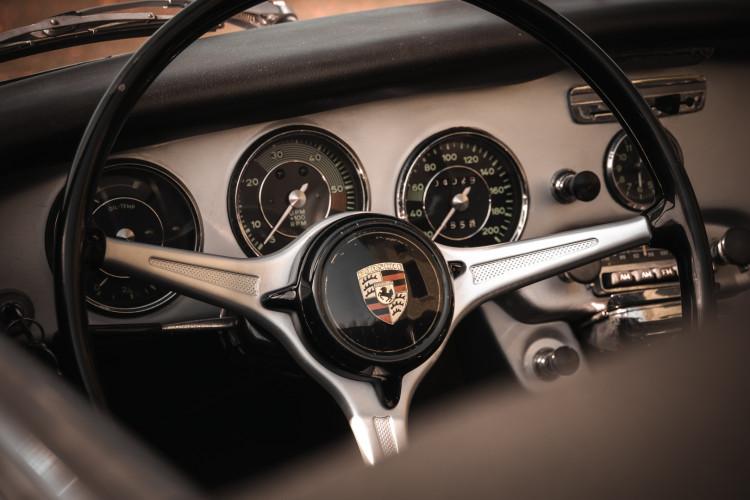 "1963 Porsche 356 C 1600 Cabrio ""Reutter"" 36"