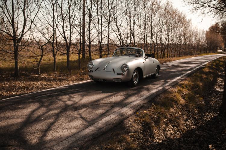 "1963 Porsche 356 C 1600 Cabrio ""Reutter"" 0"