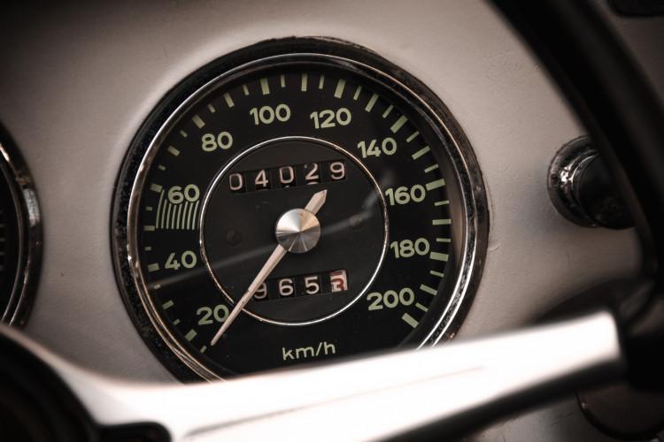 "1963 Porsche 356 C 1600 Cabrio ""Reutter"" 33"