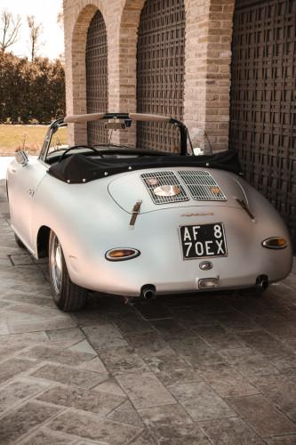 "1963 Porsche 356 C 1600 Cabrio ""Reutter"" 4"
