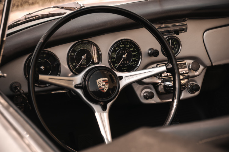 "1963 Porsche 356 C 1600 Cabrio ""Reutter"" 34"
