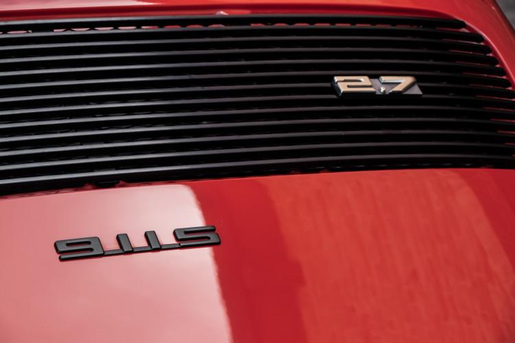 1974 Porsche 911 S 2.7 Targa 21