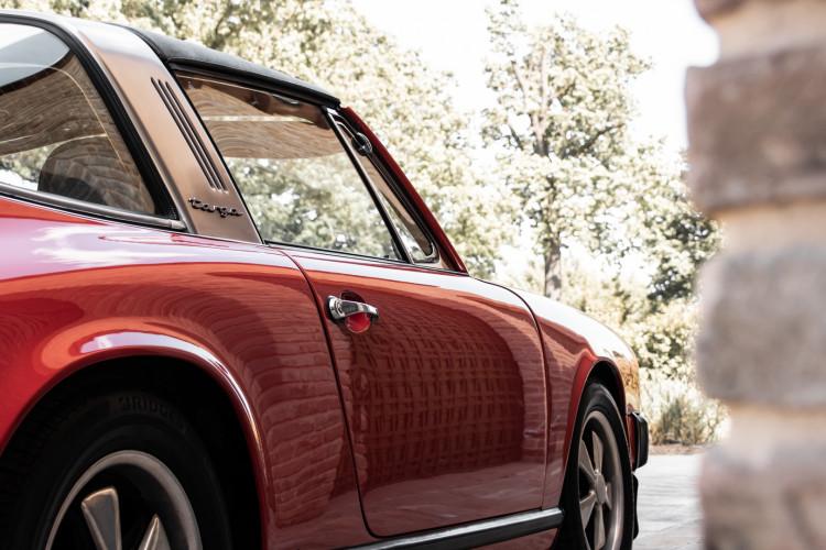 1974 Porsche 911 S 2.7 Targa 5