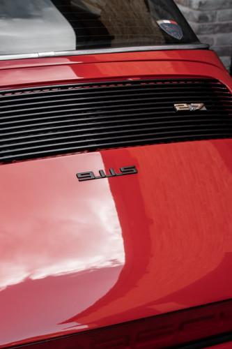 1974 Porsche 911 S 2.7 Targa 22