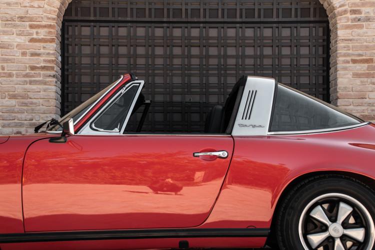 1974 Porsche 911 S 2.7 Targa 8