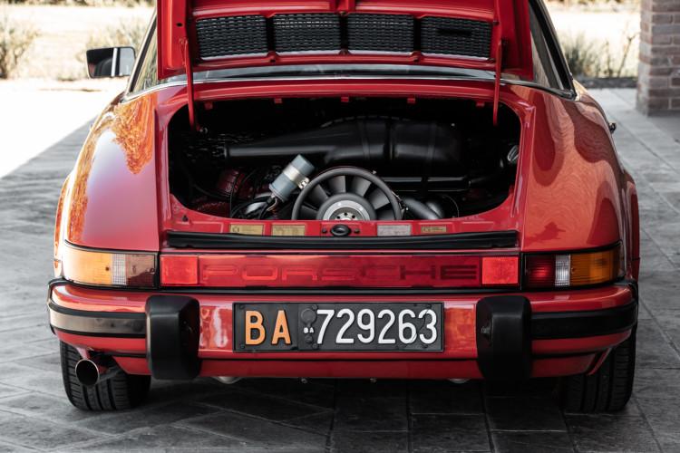 1974 Porsche 911 S 2.7 Targa 36